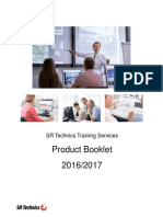 Srt Ts Trainingbooklet 2016
