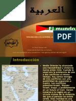 El mundo árabe Geopolitica.pps