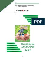 Plano de Atividades 2014-Valencia Idosos