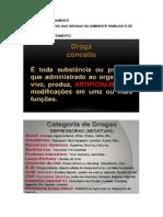 Questões Legais Relacionadas Aos Programas de Prevenção Drogas Nas Empresas e Instituições