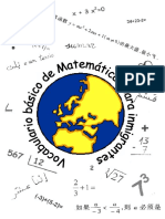 Recursos Centros Vocabulario Basico Matematicas,Para Extran