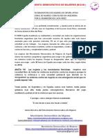 Comunicado Feminicidio Lucia Perez