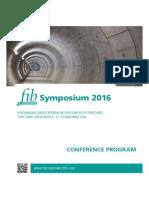 Fib Symposium2016 CapeTown PROGRAM