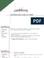 Presentacion Publica Web