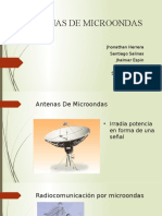 Antenas de Microondas-expocicion