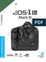 Canon 1DsMIII Manual