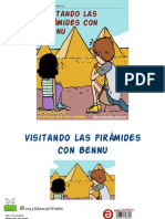 Visitando Las Piramides Con Bennue