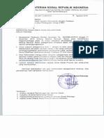 794 Pengumpulan Laporan Rekonsiliasi Dengan Posbayar Setempat Untuk Pembaya