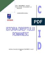 Istoria Dreptului Romanesc.pdf
