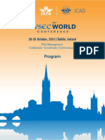 AVSEC World 2015 Conference Programme