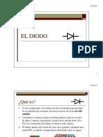 EL DIODO