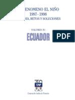 El Niño Caf2000 Ecuador