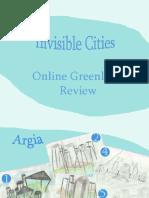 OGR (Online Greenlight Review)