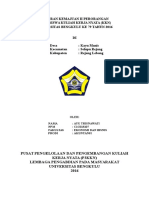 Ayu Trisnawati (c1c013107) Lap Kemajuan II