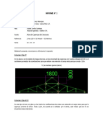 Informe de Altura de Caperuzas de Estructuras de Lineas de Transmision