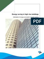 Application Model for High-rise Buildings