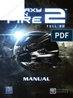 Manual Gof2fullhd Steam Esp