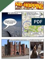 England-Hopping - comics