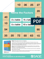 The Dyscalculia Toolkit_ Board Game