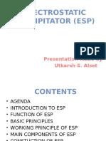 FINAL ELECTROSTATIC PRECIPITATOR (ESP).pptx