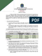 Edital 133 Docente - 2016 - 4 Retificado 4