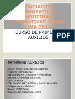 Asociacion Homeopatica y Medicinas Alternativas Kirpal Lima Peru