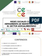 Redes Sociales Como Herramienta Marketing Para El Sector Agroalimentario