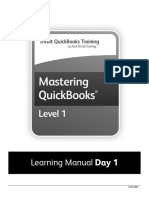 Quickbook Training 1