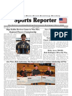 June 9, 2010 Sports Reporter