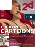2DArtist Issue 081