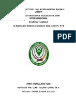 Dokumen Program Proteksi Radiasi