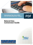 Natural Gas Conversion Guide
