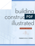 Building Construction Illustrated (Fourth Edition) by D.K Ching