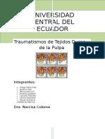 Traumatismos de Coronaesquema (1)