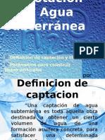 Tema 4 a Explotacion Del Agua Subterranea
