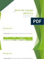 Medidores de Energía Eléctrica