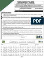 Ibfc 2013 Pc Rj Perito Criminal Engenharia Mecanica Prova