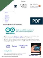 Scada for Arduino