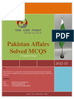 Pakistan Affairs Solved MCQS - A Complete Package.pdf