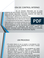 Auditoria de Control Interno 1