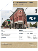 1401 N. Milwaukee Ave. for Rent