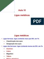MIQ 10 - Aços Carbono - Geral