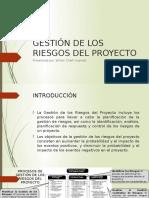 Gestión de Los Riesgos Del Proyecto -Ibm Itil