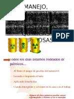 Manejo, Transporte y Almacenamiento de Quimicos1
