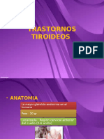 Patologia de Tiroides 9HM3