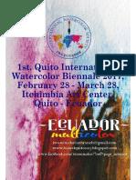 IWS Ecuador Bienal