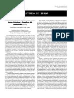 Raíces Históricas y Filosóficas Del Conductismo- Ribes y Burgos
