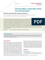 2015 Digoxin-Associated Mortality.a Systematic Review