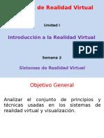 S02 - 1 Sistemas de Realidad Virtual