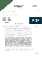 10 Sa1 English Sample Paper4
